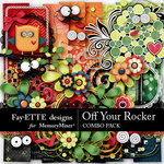 Off Your Rocker Combo Pack-$5.99 (Fayette Designs)