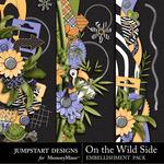 On the Wild Side Borders-$1.75 (Jumpstart Designs)