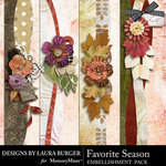 Favorite Season Borders-$2.49 (Laura Burger)