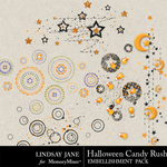 Halloween Candy Rush Scatterz-$1.99 (Lindsay Jane)