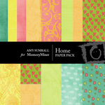 Home Paper Pack-$4.00 (Amy Sumrall)