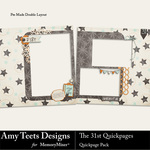 31st Quick Pages-$3.45 (Amy Teets)