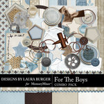 For the Boys Combo Pack-$4.99 (Laura Burger)