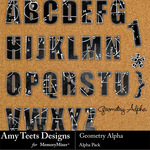 Geometry Alpha Pack-$0.99 (Amy Teets)