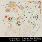 Leaves Are Falling Scatterz-$1.99 (Lindsay Jane)