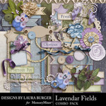 Lavendar Fields Combo Pack-$4.99 (Laura Burger)