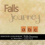 Falls Journey Alpha Pack-$2.49 (Laura Burger)