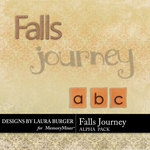 Falls Journey Alpha Pack-$2.49 (Laura Burger)
