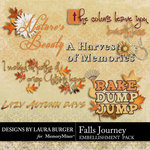 Falls Journey Word Art-$2.49 (Laura Burger)