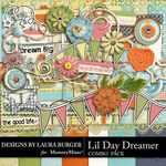 Lil Day Dreamer Combo Pack-$4.99 (Laura Burger)