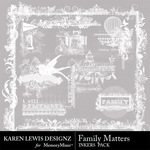 Family matters inker pack small