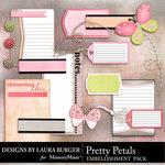 Pretty Petals Journals-$1.00 (Laura Burger)