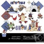 Wynter Thyme 2 Embellishment Pack-$3.50 (Karen Lewis)