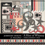 A Hint of Whimsy Spare Parts-$2.49 (Jumpstart Designs)