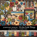 Its the Little Things Combo Pack-$7.99 (Jumpstart Designs)