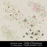 Jolly Christmas Scatterz-$1.99 (Lindsay Jane)