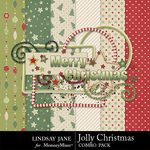 Jolly Christmas Mini Pack-$1.99 (Lindsay Jane)