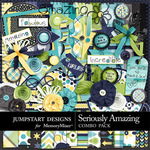 Seriously Amazing Combo Pack-$4.80 (Jumpstart Designs)