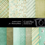 Cold Play Paper Pack-$3.49 (Karen Lewis)