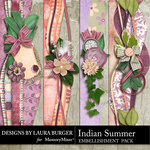 Indian Summer Borders-$2.49 (Laura Burger)