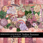 Indian Summer Combo Pack-$2.50 (Laura Burger)