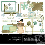 Cold Play Embellishment Pack-$3.49 (Karen Lewis)