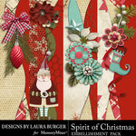 Spirit of Christmas Borders-$2.49 (Laura Burger)