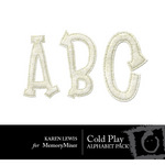 Cold Play Alphabet Pack-$0.99 (Karen Lewis)