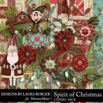 Spirit of Christmas Combo Pack-$2.00 (Laura Burger)
