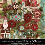 Spirit of Christmas Combo Pack-$4.99 (Laura Burger)
