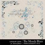 The Moody Blues Scatterz-$1.99 (Lindsay Jane)