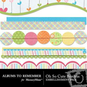 Ohsocute borders preview medium