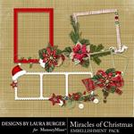 Miracle of Christmas Clusters-$2.49 (Laura Burger)
