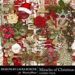 Miracle of Christmas Combo Pack-$4.99 (Laura Burger)