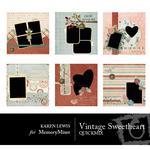 Vintage Sweetheart QuickMix-$5.00 (Karen Lewis)