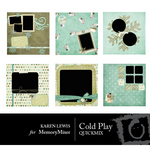 Cold Play QuickMix-$3.99 (Karen Lewis)