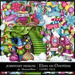 Elves On Overtime Combo Pack-$4.99 (Jumpstart Designs)