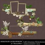 Lifes Journey Eclecticism Clusters-$2.49 (Laura Burger)