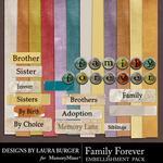Family Mini Kit-$1.40 (Laura Burger)