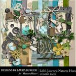 Natures Hues Combo Pack-$4.99 (Laura Burger)
