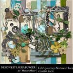 Natures Hues Combo Pack-$2.00 (Laura Burger)
