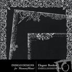 Elegant Border Inkers-$1.99 (Indigo Designs)