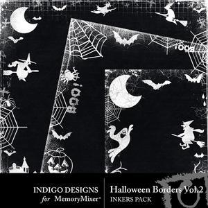 Halloweenborderv2 inkers medium