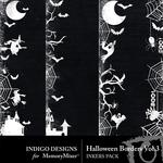 Halloween Border 3-$1.99 (Indigo Designs)