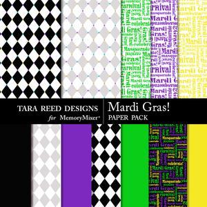 Mardigras paperpack preview medium