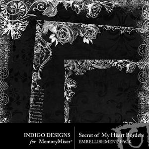 Secretofmyheart borders medium