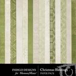 Christmas Blessings Paper Pack-$2.99 (Indigo Designs)