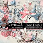 Feelin Frosty 2 Embellishment Pack-$3.49 (Fayette Designs)