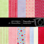 Sweetheart Paper Pack-$4.00 (Amy Sumrall)