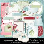 Polar Bear Lane Journals-$2.49 (Jumpstart Designs)